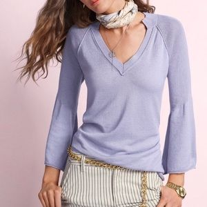 Cabi • Lilac Cassidy Sweater Style #5413